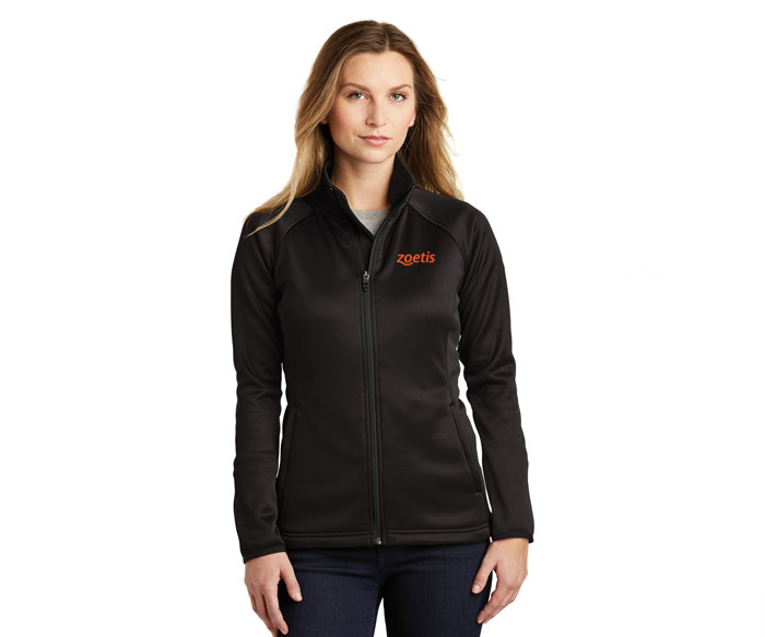 f3869824c3df The North Face® Ladies Canyon Flats Stretch Fleece Jacket